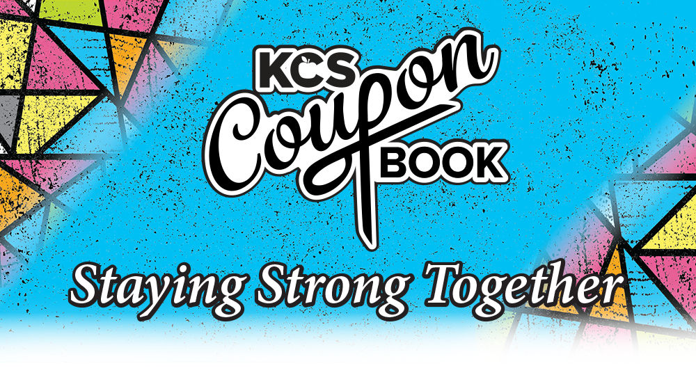 KCS Coupon Book Header