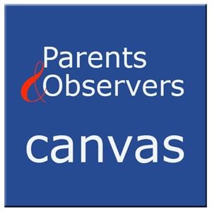 Canvas Parents Link