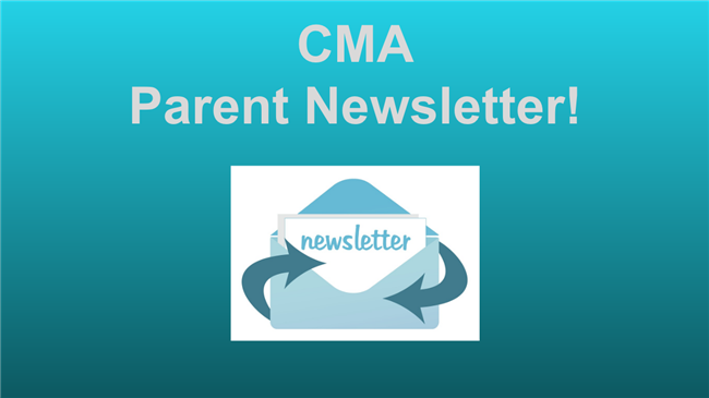 Latest Parent Newsletter!