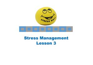 stress management 3