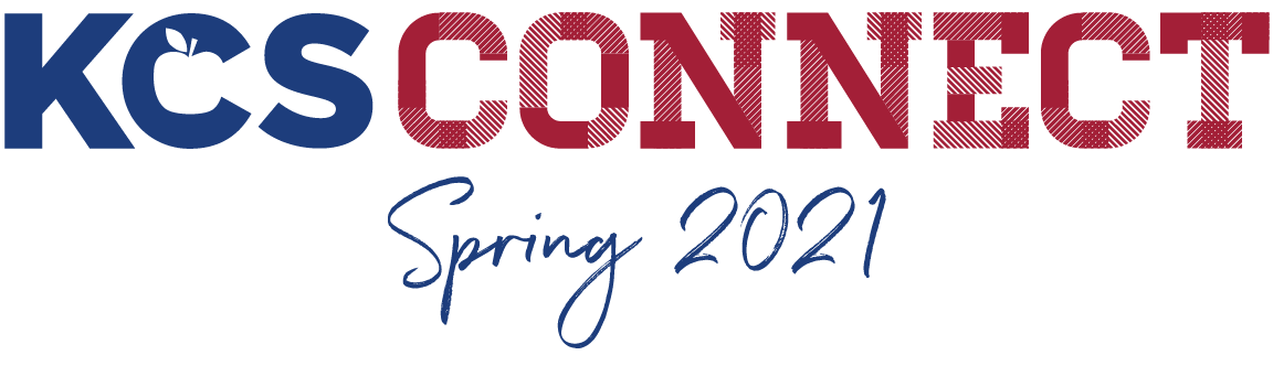 KCS Connect Spring 2021 Logo