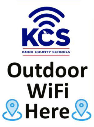 Outdoor Wifi Sign