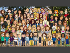 Staff Bitmoji Photo
