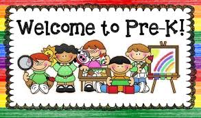Welcome Pre-K