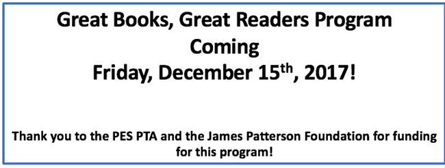 Great Books, Great Readers program information