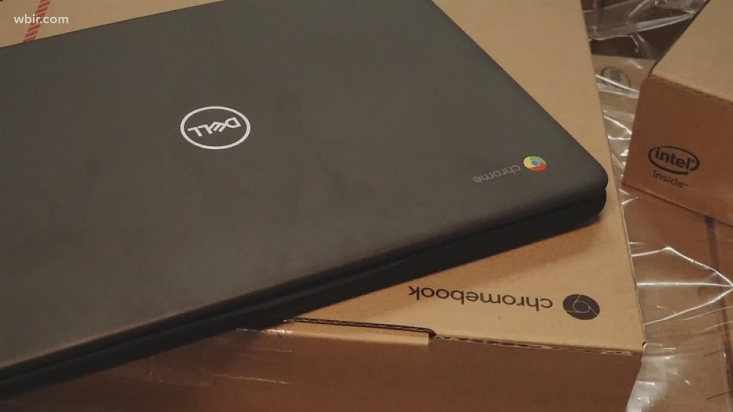 Chromebook Deployment for In-School Students