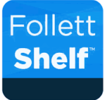 Follett Shelf E-Books Logo
