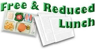 Free & Reduced Lunch Online Application