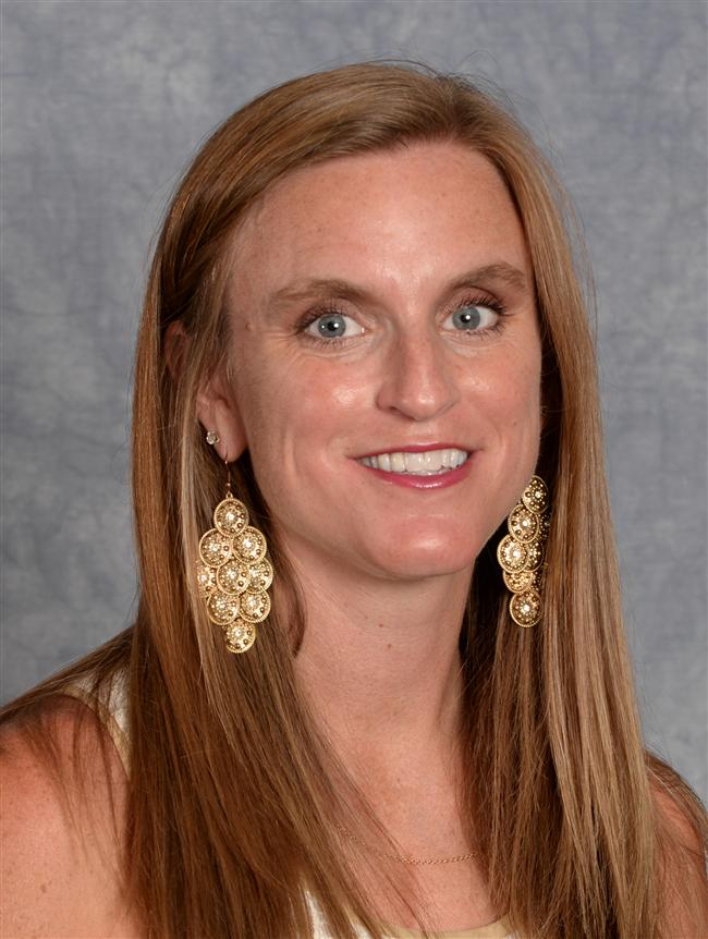 West High School Executive Principal Ashley Jessie