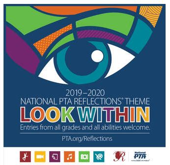 Look Within is the Reflections theme this year