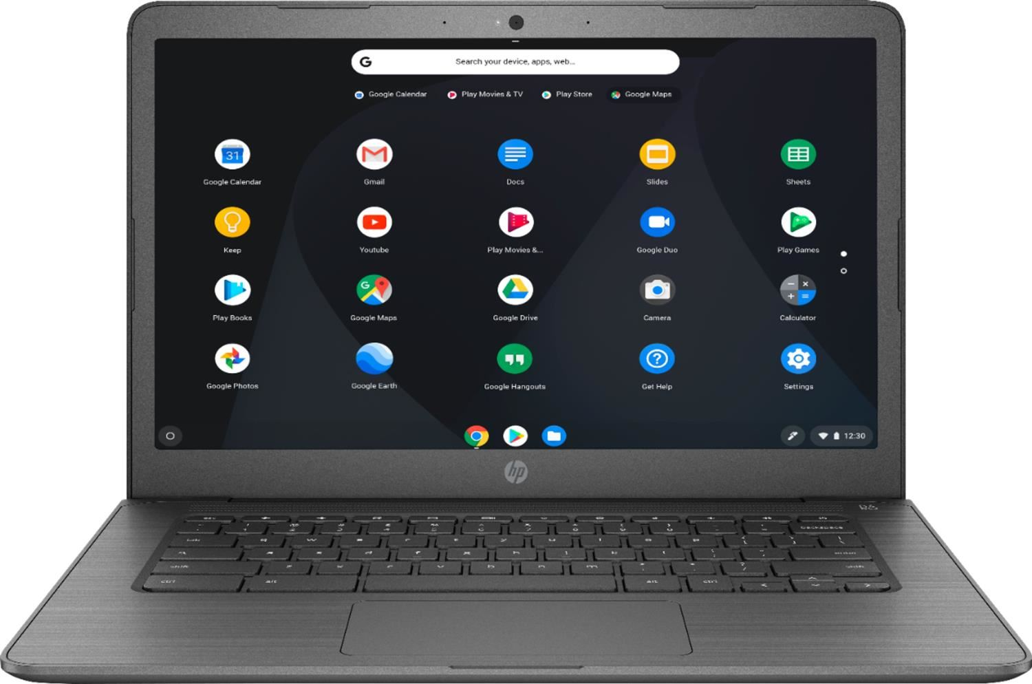 Chromebook Device Parent Orientation