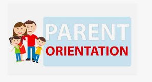 Parent Orientations
