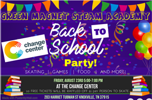Back to School Party!