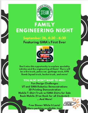 Family Engineering Night 19/20