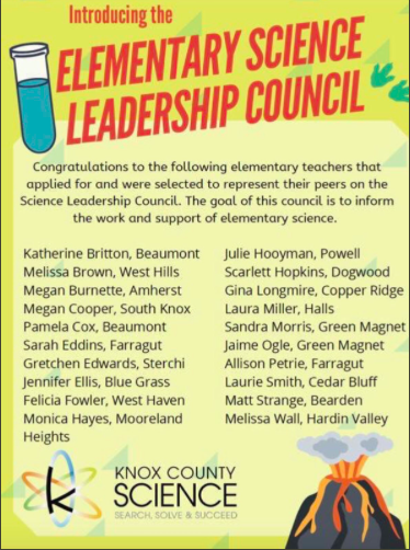 Elementary Science Leadership Council