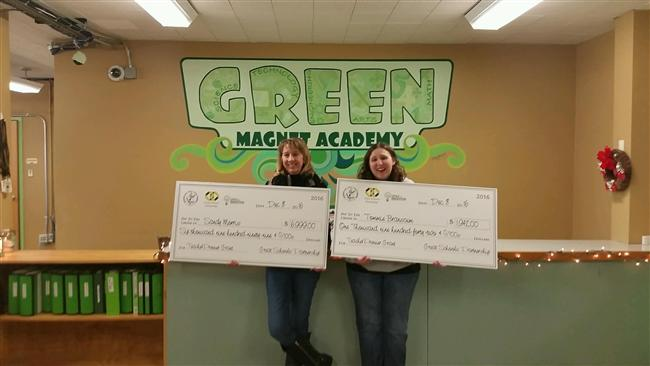 TeacherPreneur Grant Winners