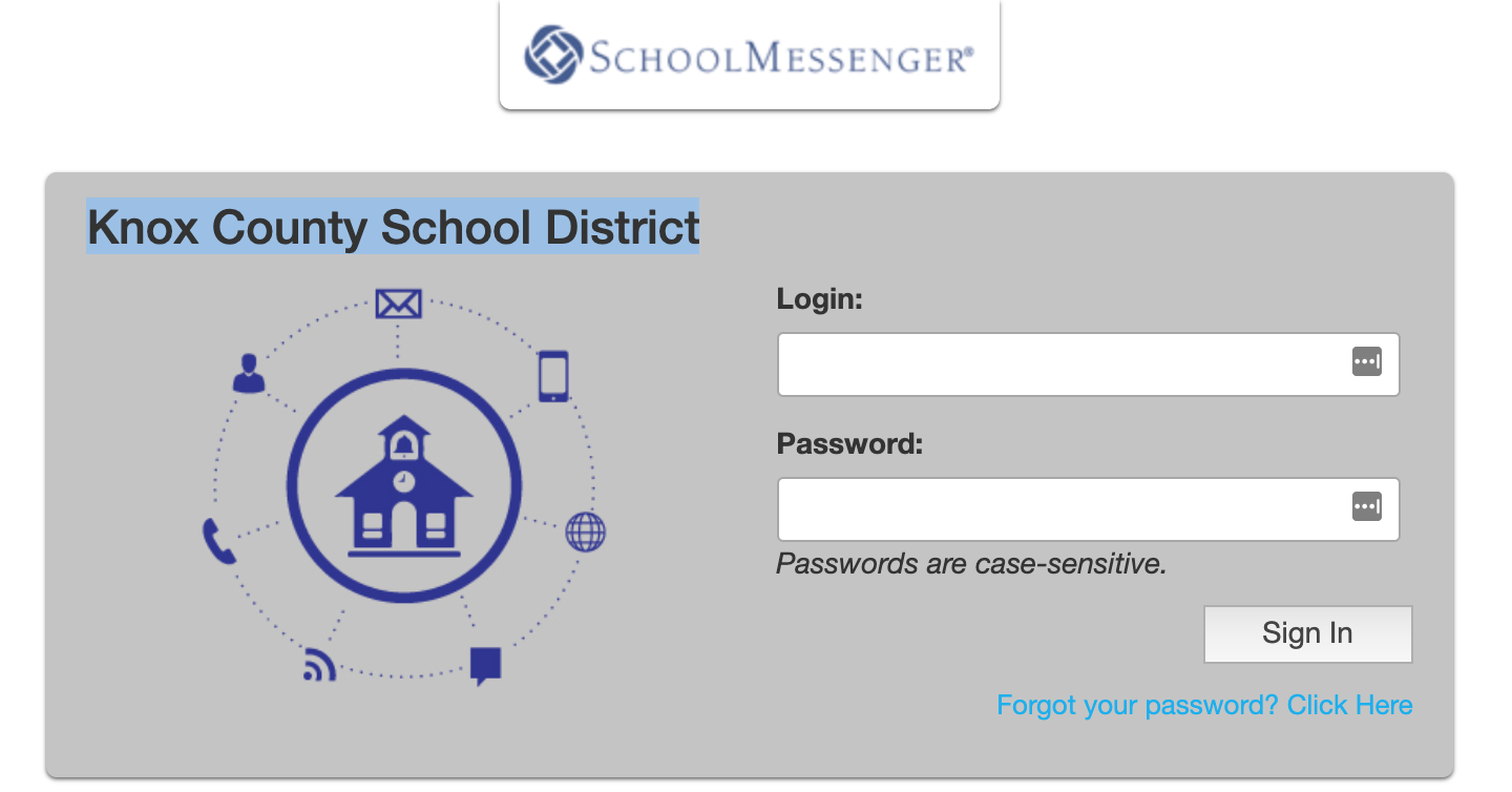 For the Latest Information - Please Sign Up for School Messenger