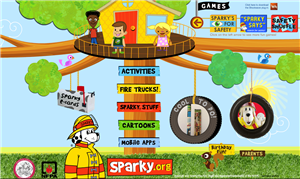 Sparky Fire Safety