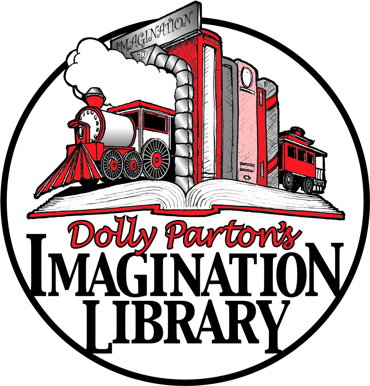 Imagination Library Books and Change of Address