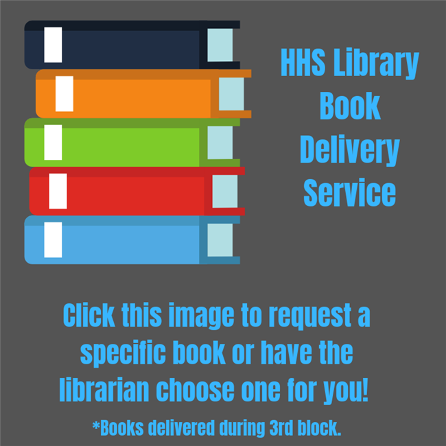 HHS Book Delivery Request