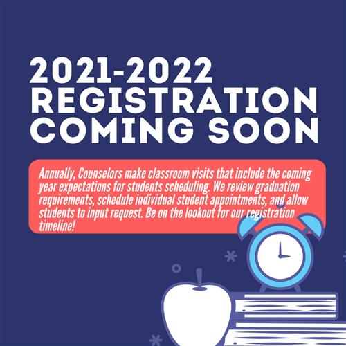 Registration 2021 2022 TBD