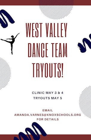 West Valley Dance Team Tryouts
