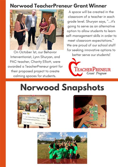 Community School Newsletter Page 2