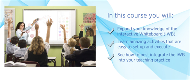 Effective Use of Interactive Whiteboards