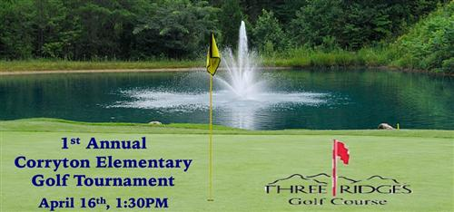 Corryton Elementary Golf Tournament