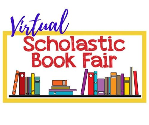 Click to Shop our Library's Online Book Fair - March 1-14