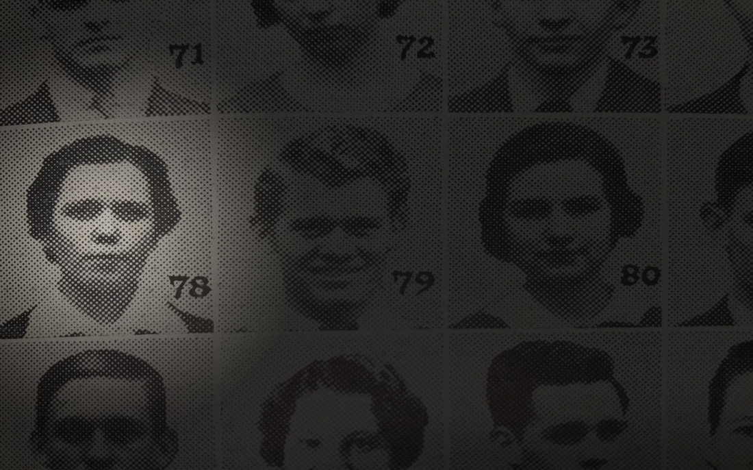 This is the 1935 yearbook. Chloe is #78.