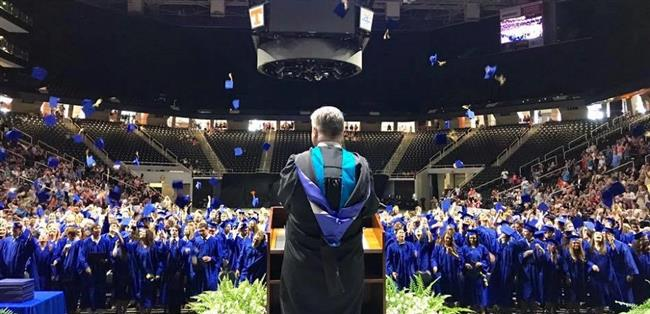 Karns High School Commencement