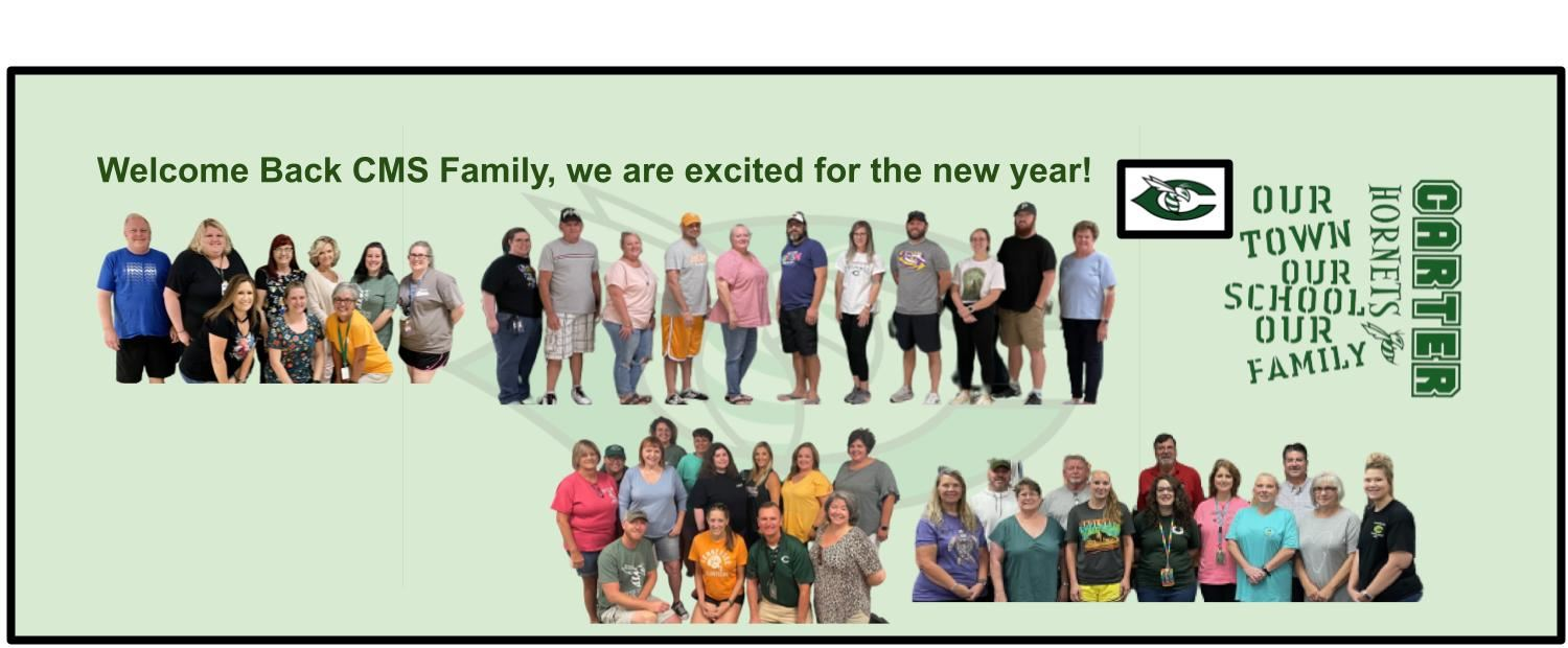 Carter Middle School (ms) / Homepage