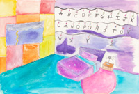 Kalie Wilder - Norwood Elementary School - Room of Colors