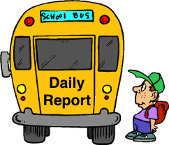 Daily Bus Report