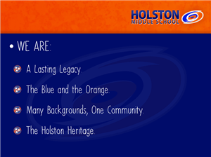 Holston Middle School (ms) / Homepage