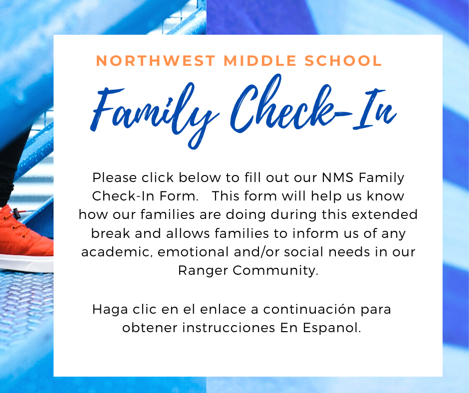 Northwest Family Check-In