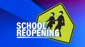 Re-Opening letter, Device Deployment, 6th Grade Orientation, Arrival and Dismissal