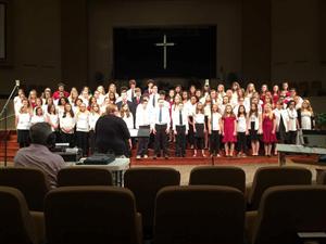 SDMS Chorus Ensemble
