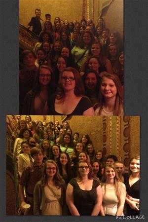 Guys and Dolls Jr. Cast and Crew