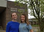 Katie Hunneycutt and Emily Kersey