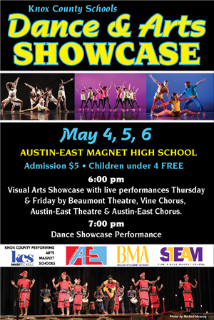 Dance & Arts Showcase