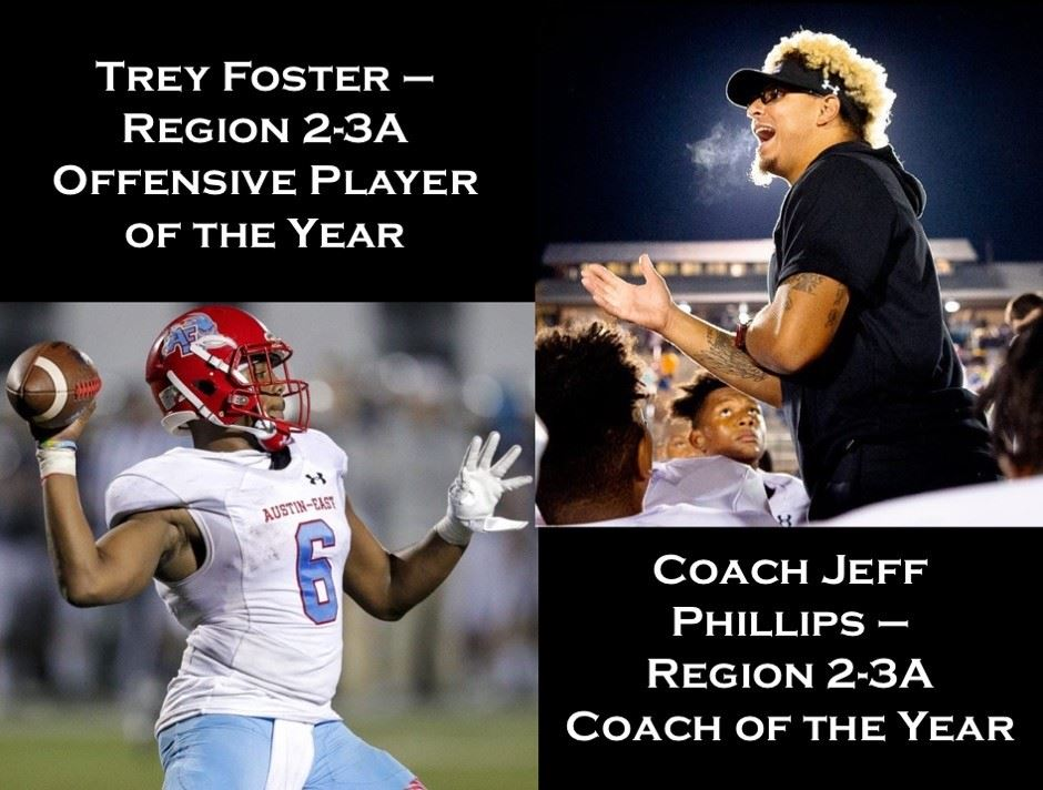 A-E Player / Coach Of The Year