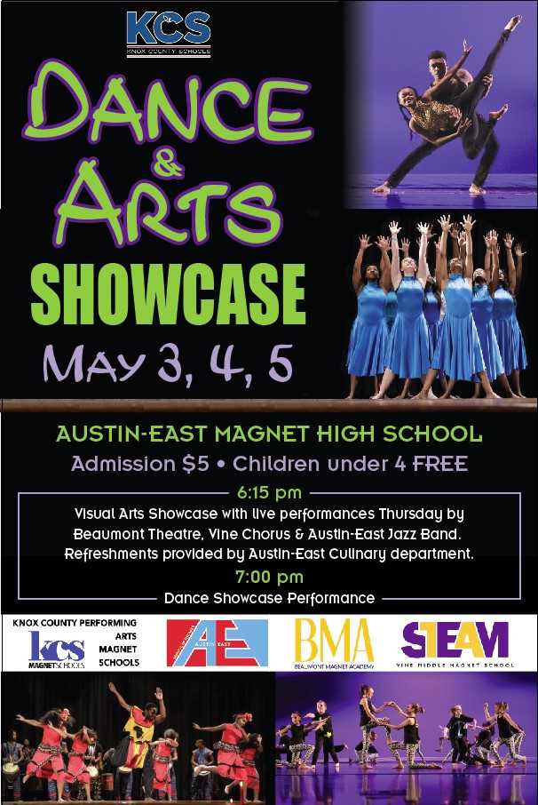 KCS Dance and Arts Showcase