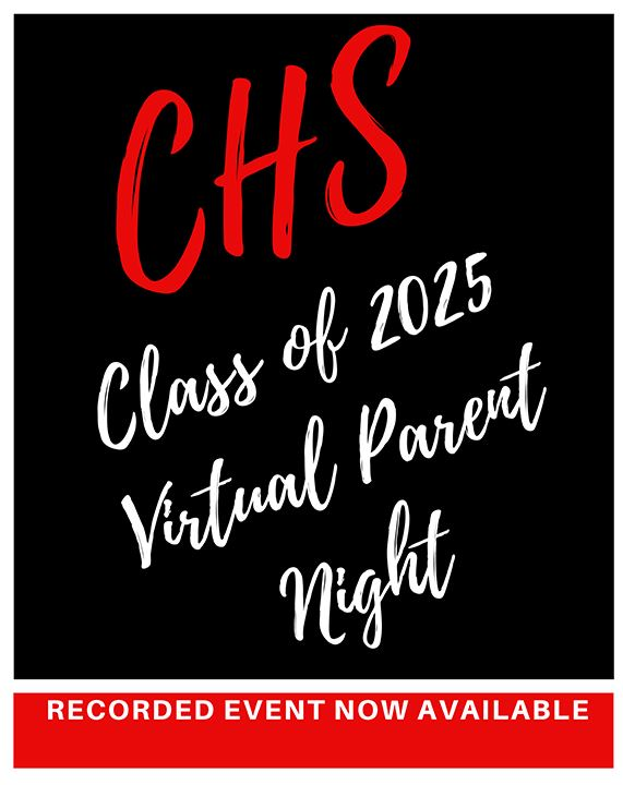 Central Parent Night: Class of 2025