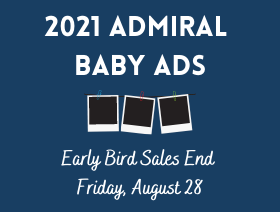 Baby Ads Due August 28