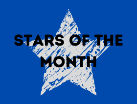 Stars of the Month
