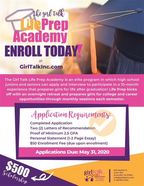 Life Prep Academy Recruitment