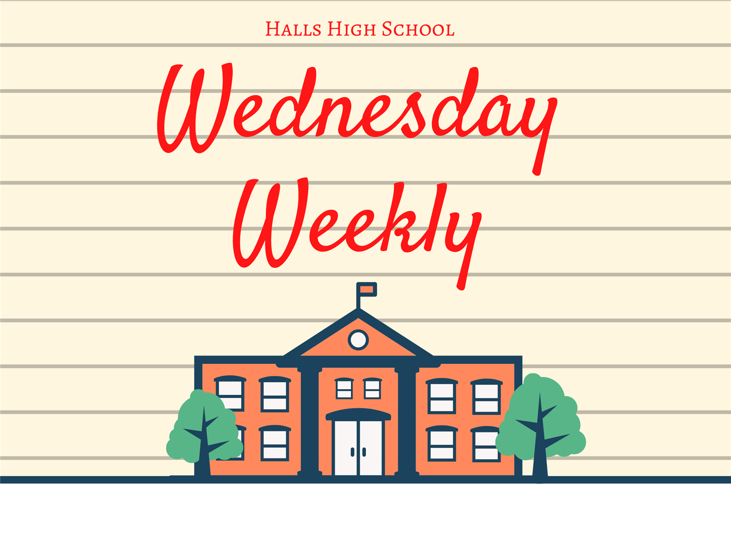 Wednesday Weekly for May 20th