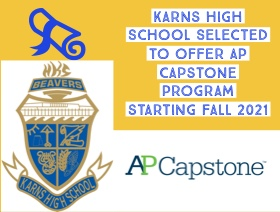 Karns High School AP Capstone Diploma Program